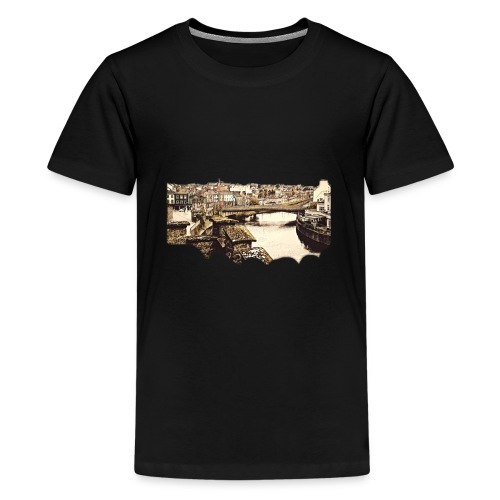 Beautiful City - Kids' Premium T-Shirt