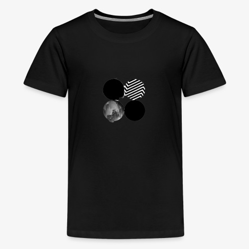 Bts Wings - Kids' Premium T-Shirt