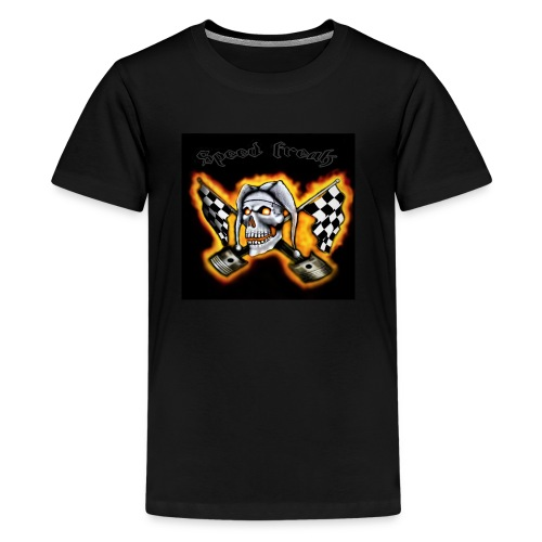 SPEED FREAK - Kids' Premium T-Shirt