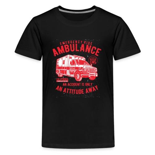 Ambulance - Kids' Premium T-Shirt