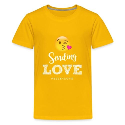 Sending Love - Kids' Premium T-Shirt