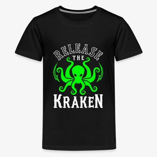 Release The Kraken - Kids' Premium T-Shirt