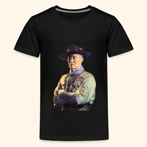 Robert Baden Powell - Kids' Premium T-Shirt