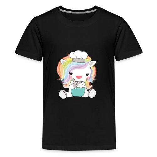 Cookin up a Storm - Kids' Premium T-Shirt