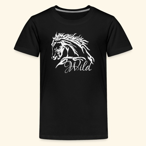 Wild As The Wind 3 - Siota - Kids' Premium T-Shirt
