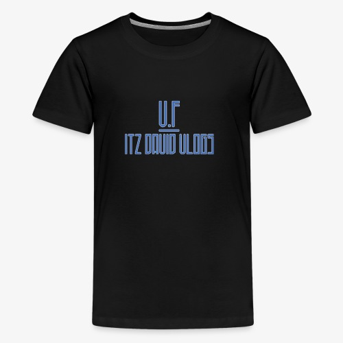 ITZ DAVID VLOGS VLOG FAMIY - Kids' Premium T-Shirt