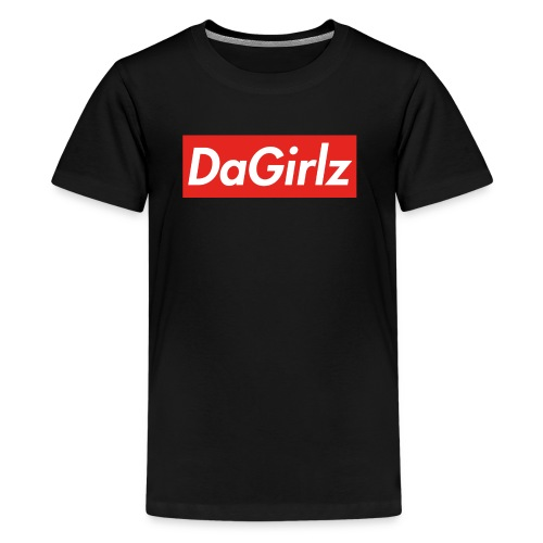 DaGirlz - Kids' Premium T-Shirt