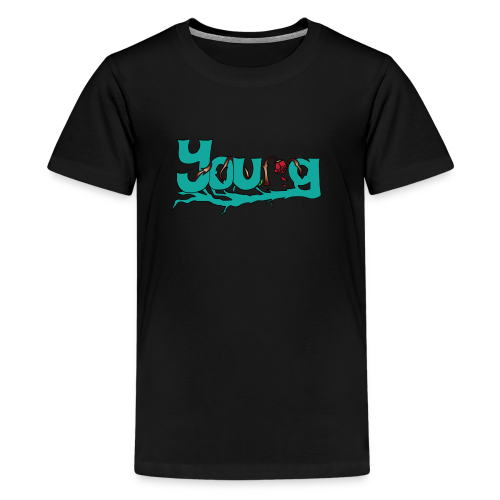 YOUNG - Kids' Premium T-Shirt