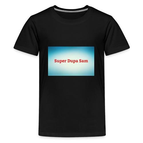 Super Dupa logo - Kids' Premium T-Shirt
