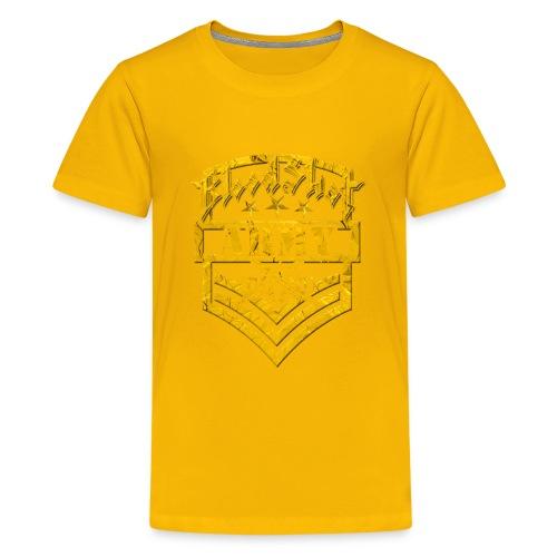 BloodShot ARMY Logo - Kids' Premium T-Shirt