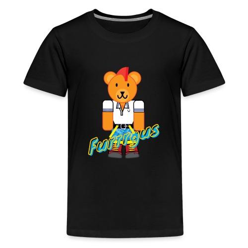Skinhead Furrrgus - Kids' Premium T-Shirt