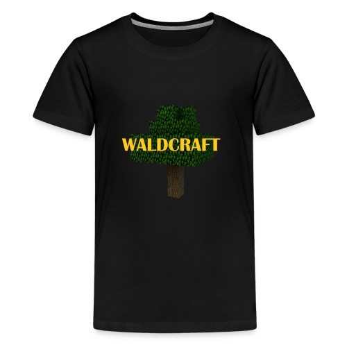 WALDCRAFT LOGO - Kids' Premium T-Shirt