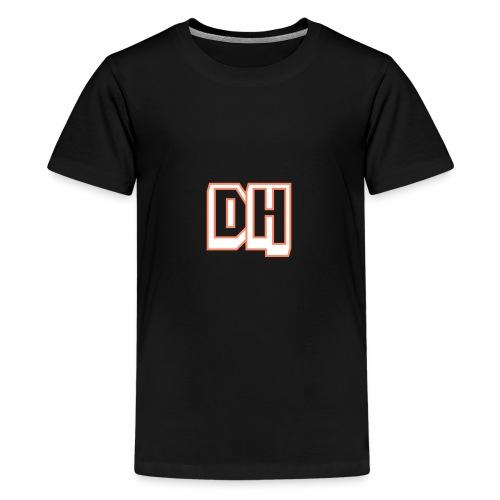 Capa para Smartphones DatHell - Kids' Premium T-Shirt