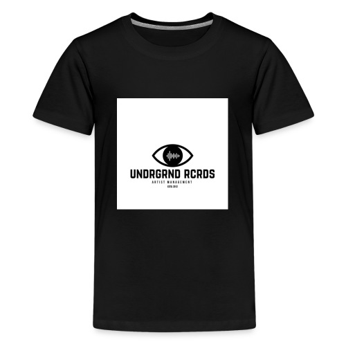 underground establishment - Kids' Premium T-Shirt