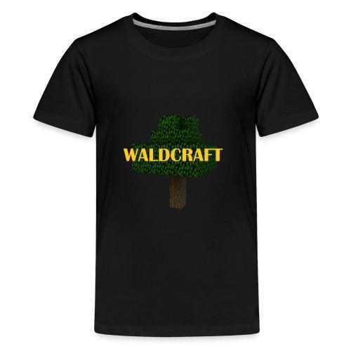 WALDCRAFT LOGO - Kids' Premium T-Shirt