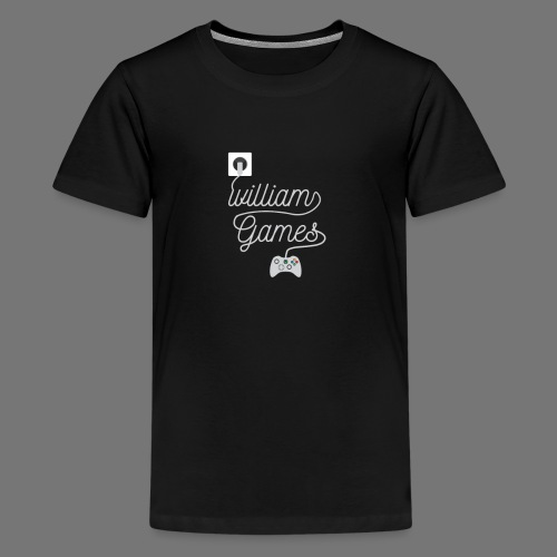 williamgames Controller - Kids' Premium T-Shirt