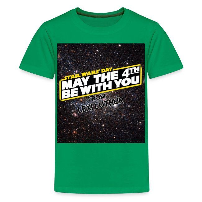STAR WARS DAY CLOTHES
