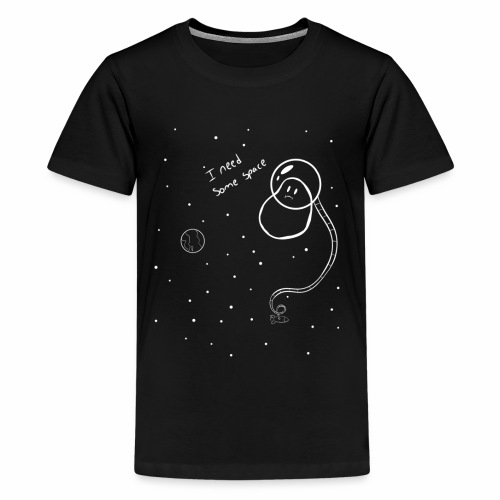 Potato in Space - Kids' Premium T-Shirt