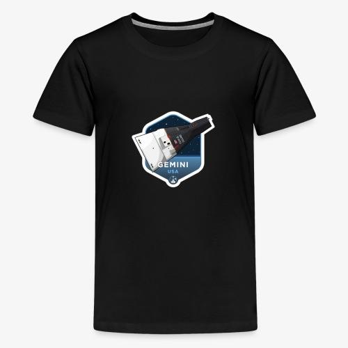 Space Race Series: GEMINI - Kids' Premium T-Shirt