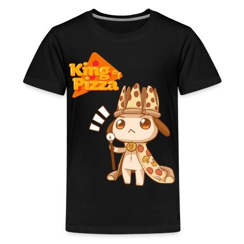 King of Pizza - Kids' Premium T-Shirt