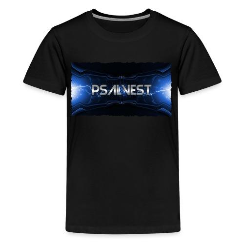 psalvest banner - Kids' Premium T-Shirt