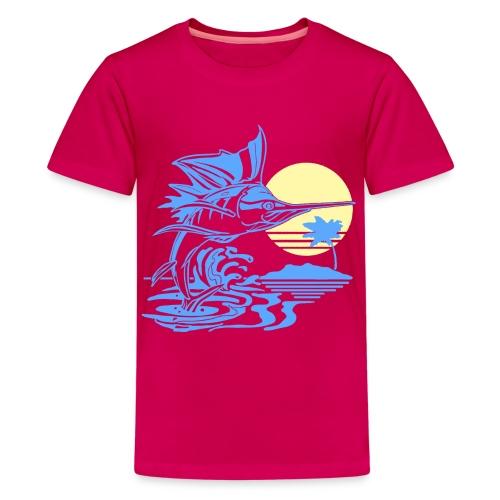 Sailfish - Kids' Premium T-Shirt
