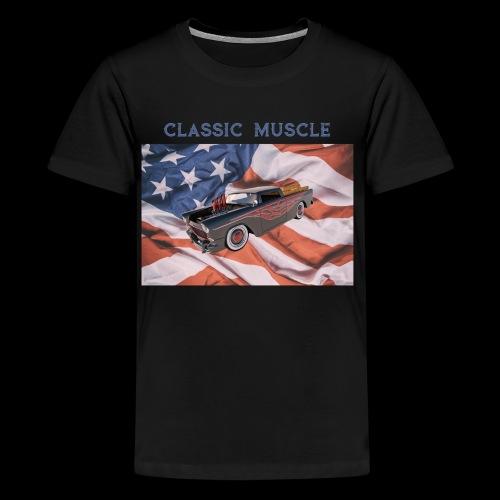CLASSIC MUSCLE - Kids' Premium T-Shirt