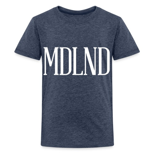 Original Logo Black - Kids' Premium T-Shirt