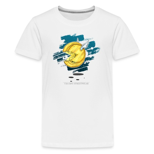 the flying dutchman - Kids' Premium T-Shirt