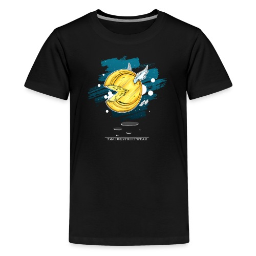 the flying dutchman - Kids' Premium T-Shirt