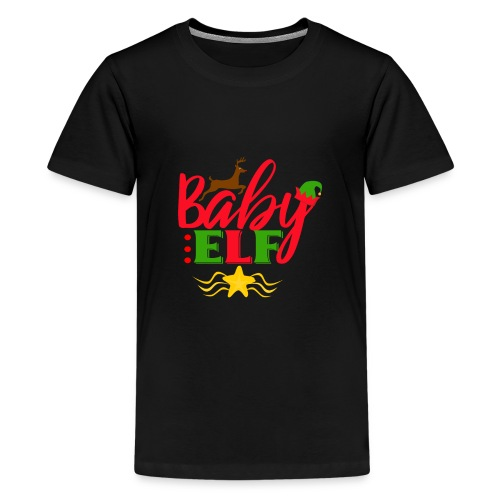 Baby Elf christmas - Kids' Premium T-Shirt