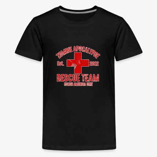 Zombie Help Team - Kids' Premium T-Shirt
