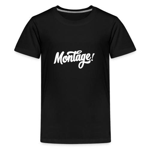Montage - Kids' Premium T-Shirt