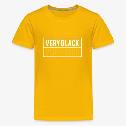 Melanin Pride - Kids' Premium T-Shirt