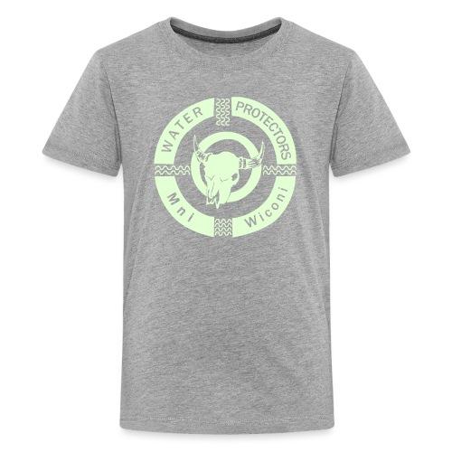 water protectors mni - Kids' Premium T-Shirt