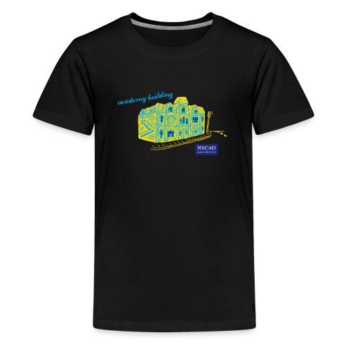 NSCAD Academy Campus - Kids' Premium T-Shirt