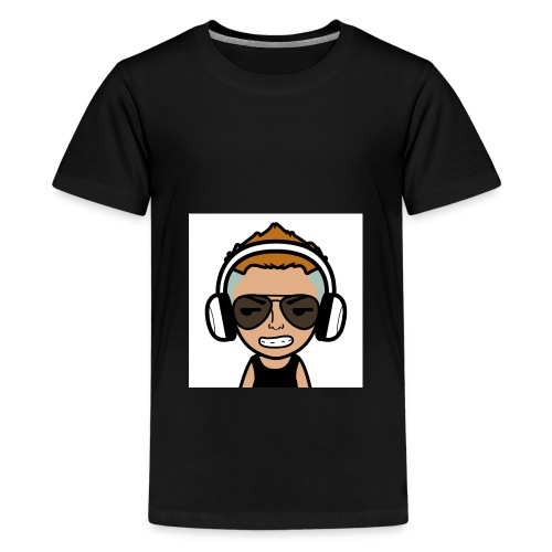 BlazerTheGamer - Kids' Premium T-Shirt