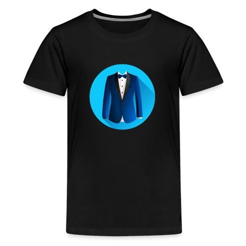 5DF85967 84FF 4487 B0BC D87349E7AD24 - Kids' Premium T-Shirt