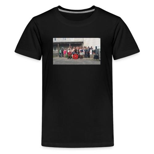 Midgard 2016 Group Pic - Kids' Premium T-Shirt