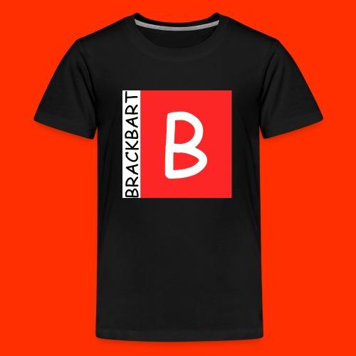 Brackbart Official Logo - Kids' Premium T-Shirt