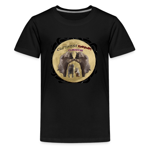 All Da Aminals From The TBB Main Stream Team - Kids' Premium T-Shirt