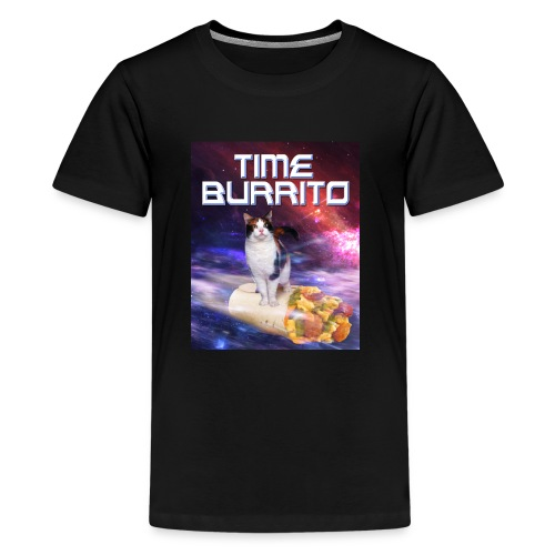 Time Burrito - Kids' Premium T-Shirt