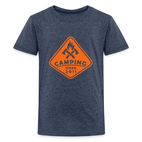 Campfire 2011 - Kids' Premium T-Shirt