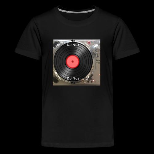 Spin me Round - Kids' Premium T-Shirt