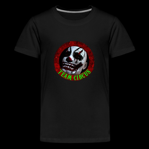 Team Circus Logo - Kids' Premium T-Shirt