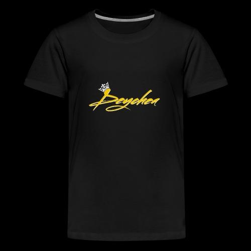 Deychea (White) - Kids' Premium T-Shirt