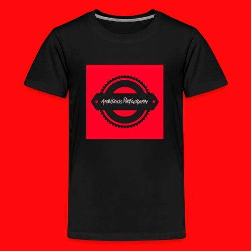 Ambitious Photography - Kids' Premium T-Shirt