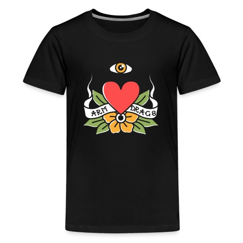 ILUV ARMBARS - Kids' Premium T-Shirt