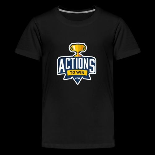 ATW Premium Cases Blue - Kids' Premium T-Shirt