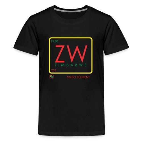 ZIMBO ELEMENT RATSA - Kids' Premium T-Shirt